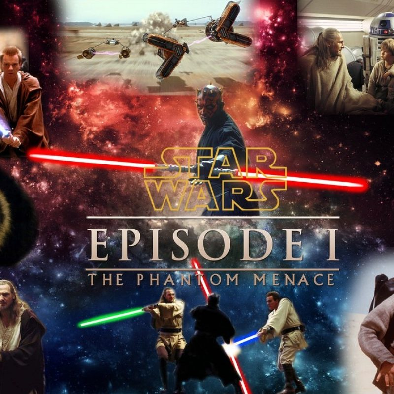 10 Top Star Wars Episode 1 Wallpaper FULL HD 1080p For PC Desktop 2020 free download star wars 1 wallpaperejlightning007arts on deviantart 800x800