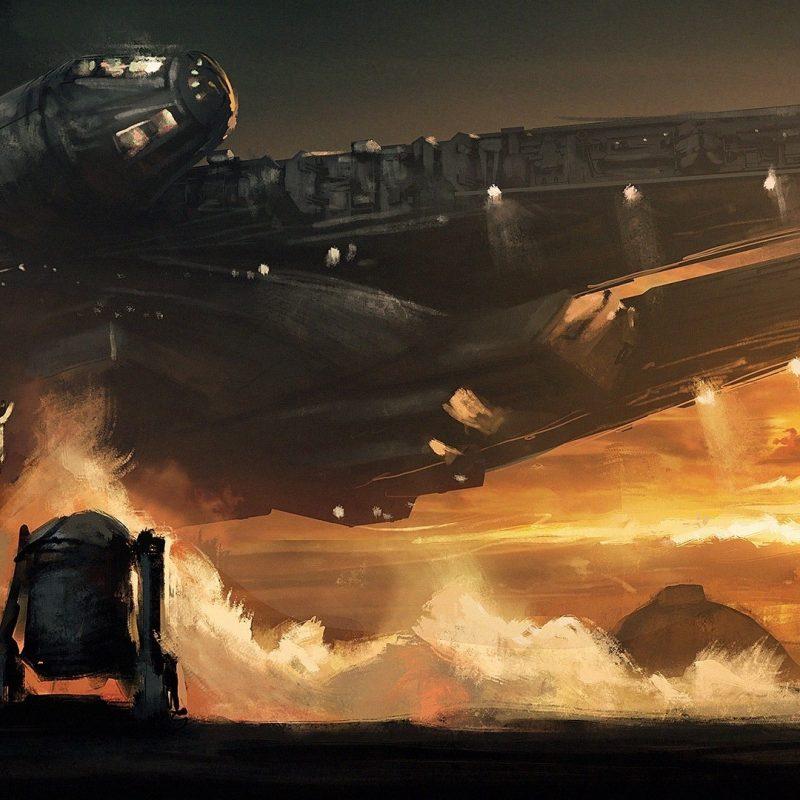 10 Latest Star Wars Millennium Falcon Wallpaper FULL HD 1920×1080 For PC Background 2018 free download star wars artwork millennium falcon fantasy art wallpapers 800x800