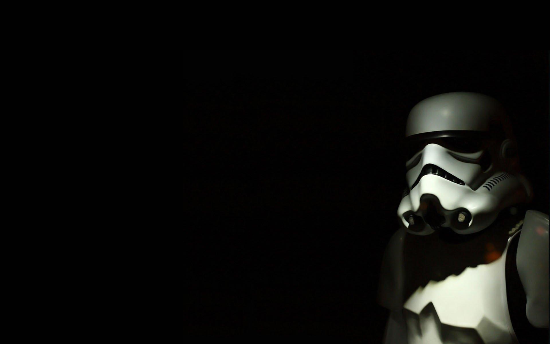 star wars black stormtroopers simple background black background