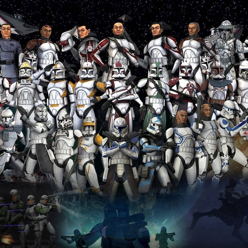10 New Star Wars Clone Army Wallpaper FULL HD 1080p For PC Desktop 2020 free download star wars clone wallpapers group 70 800x800