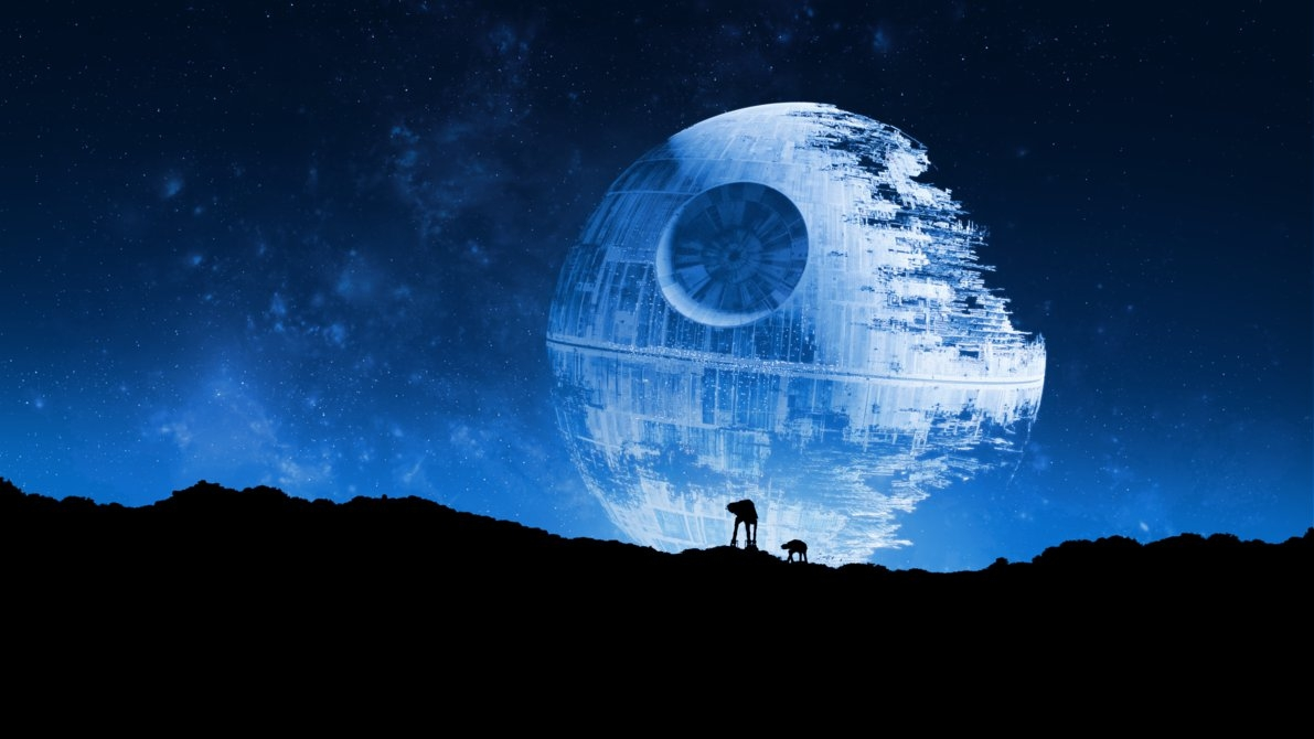 star wars - death star wallpaperrocklou on deviantart