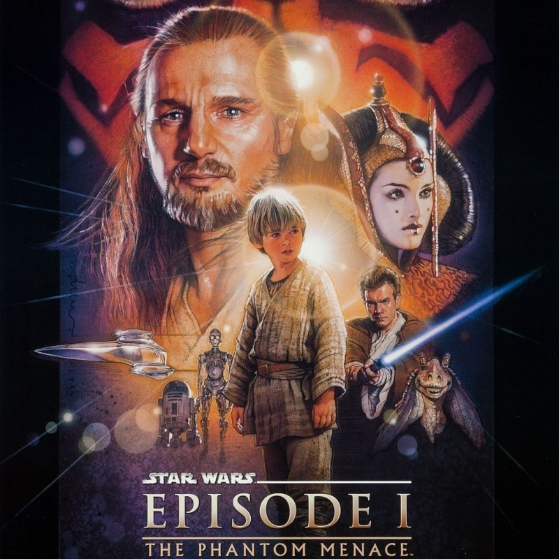 10 Most Popular Star Wars Hd Poster FULL HD 1920×1080 For PC Background 2018 free download star wars episode 1 the phantom menace movie poster 2 of 9 imp 800x800