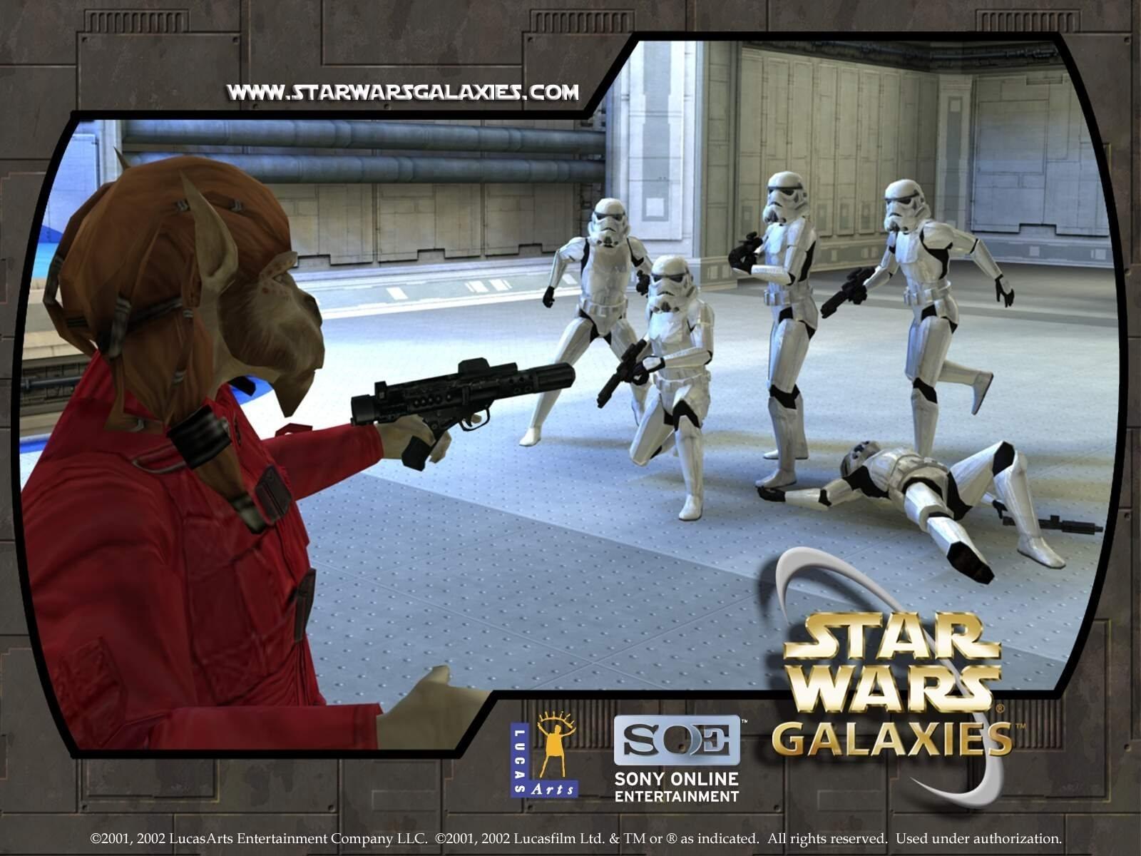 star wars: galaxies | 1600x1200 wallpaper