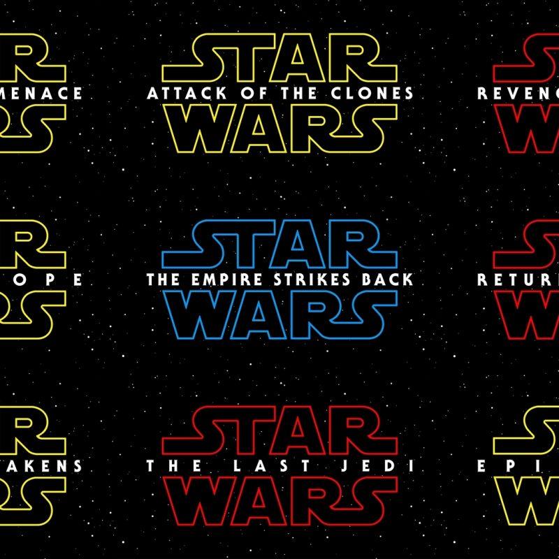 10 Top Star Wars Logo Wallpaper FULL HD 1080p For PC Background 2018 free download star wars logo wallpapers album on imgur 2 800x800