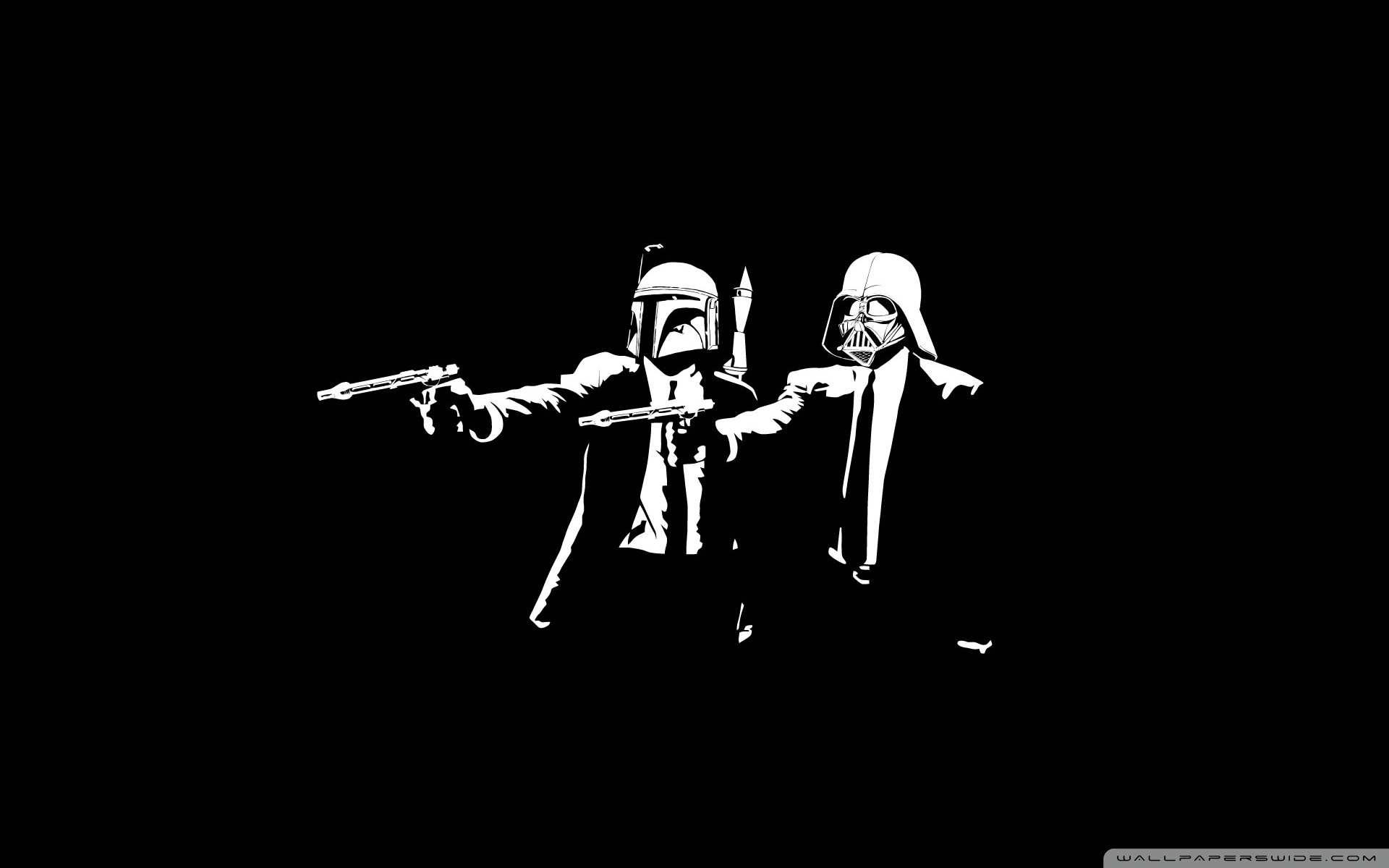 star wars pulp fiction ❤ 4k hd desktop wallpaper for 4k ultra hd tv