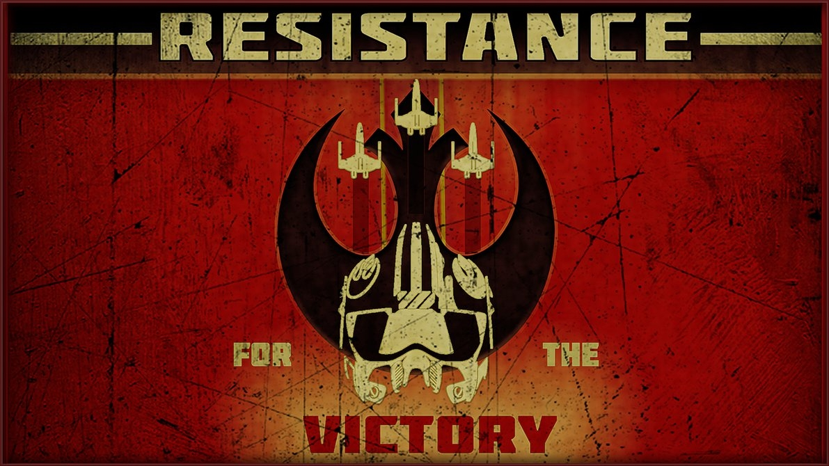 star wars - resistance (wallpaper size)aste17 on deviantart