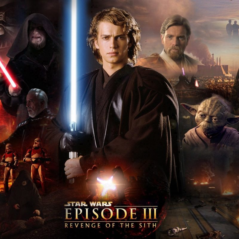 10 Best Star Wars Movie Wallpaper FULL HD 1080p For PC Desktop 2020 free download star wars revenge sith sci fi futuristic action movie film 56 800x800