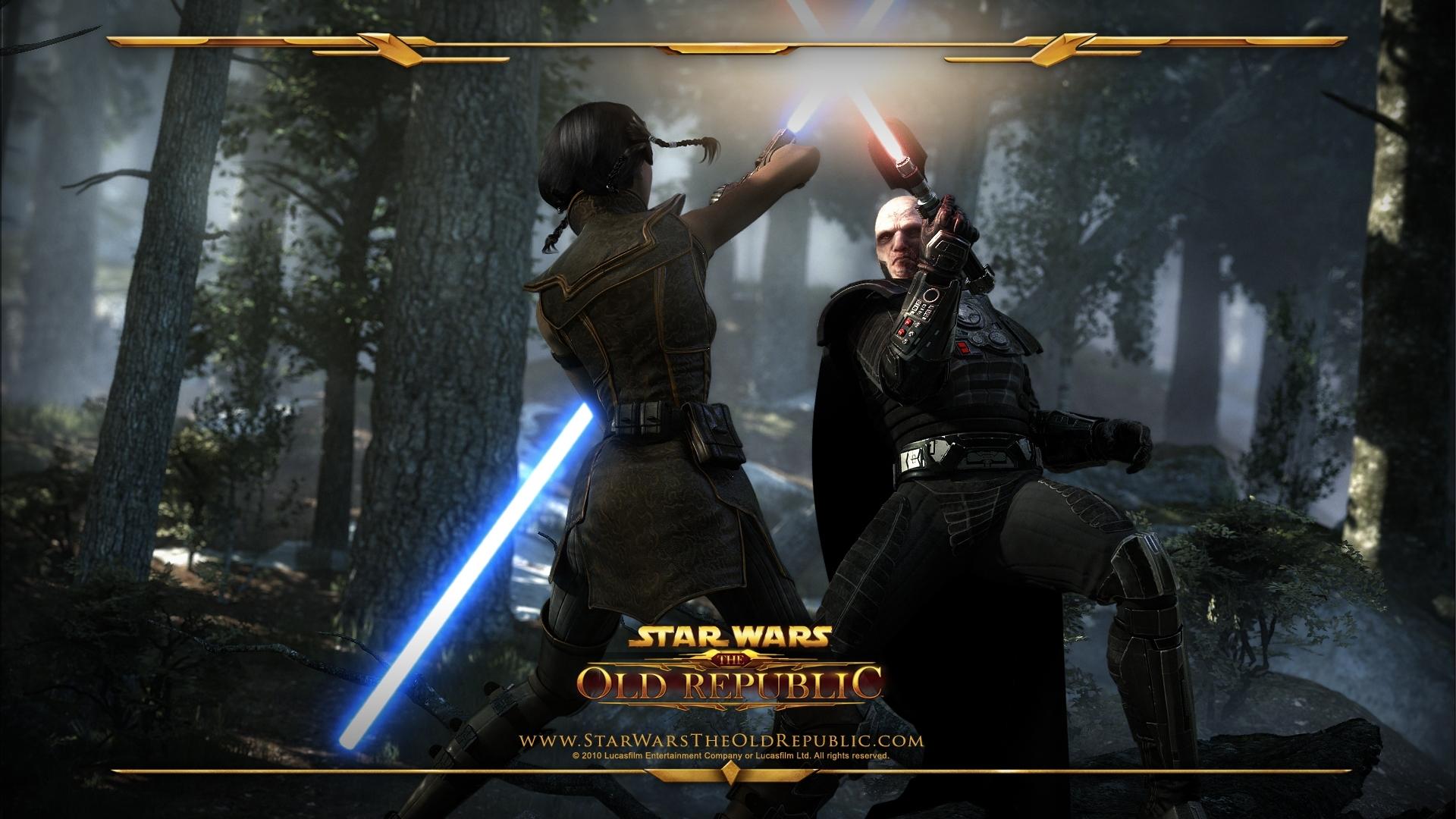 star wars star wars the old republic games 1920x1080