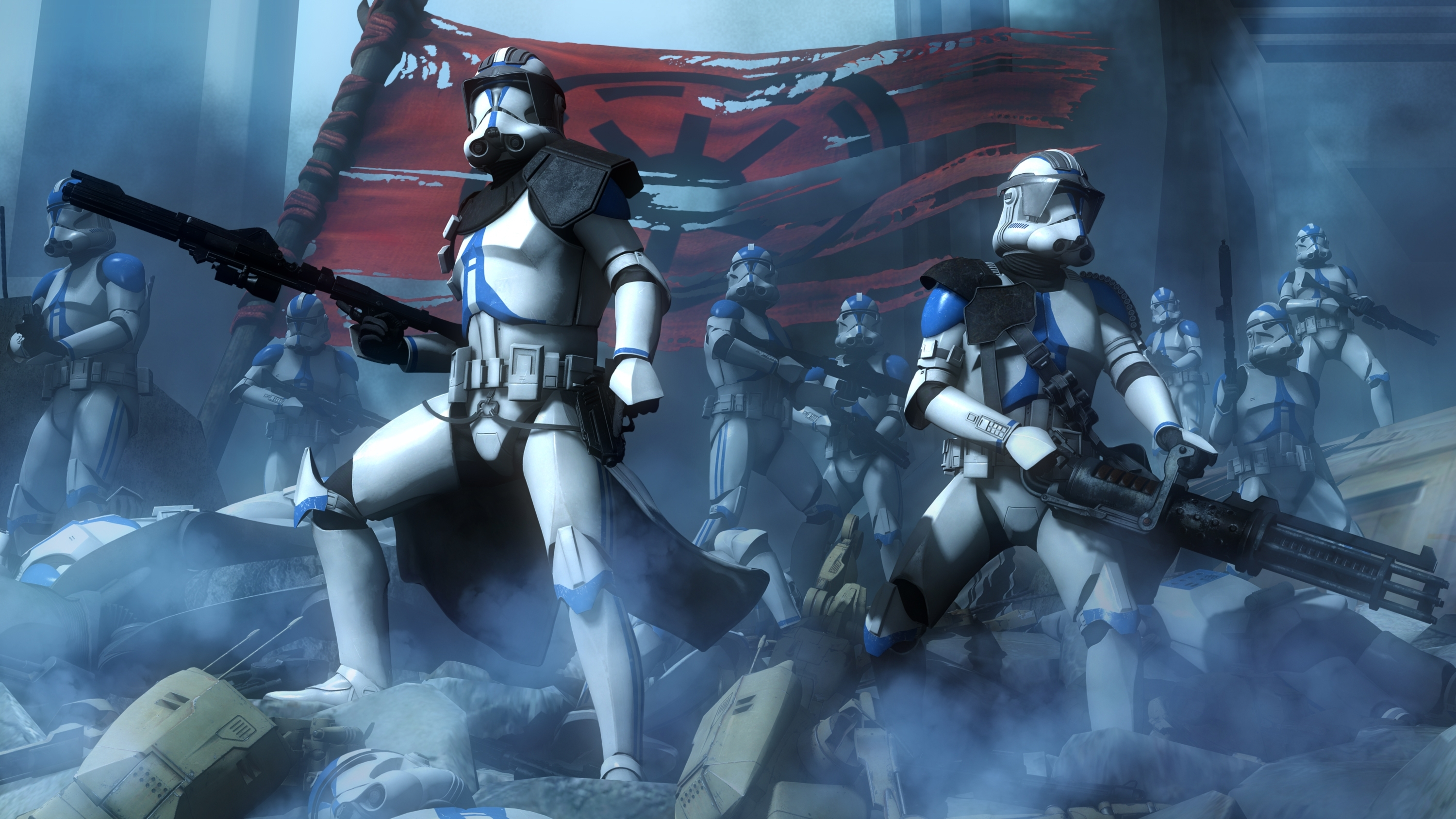 star wars: the clone wars full hd wallpaper and background image