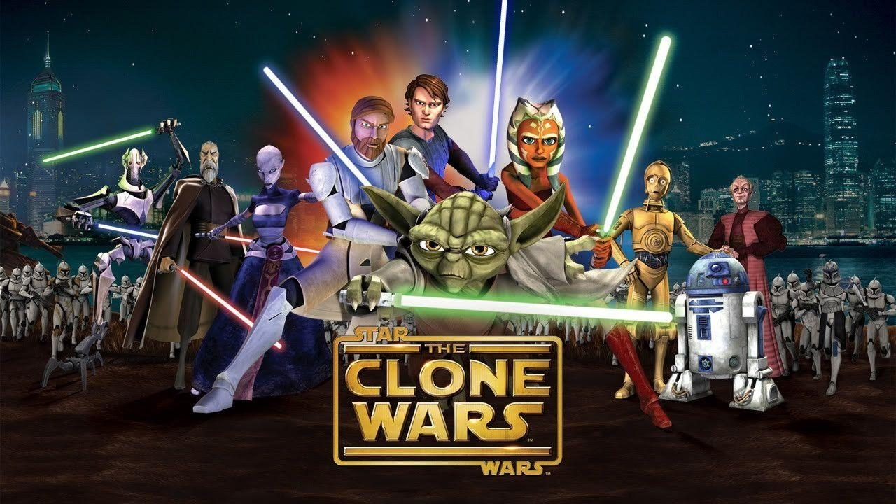 star wars the clone wars wallpapers - wallpaper cave