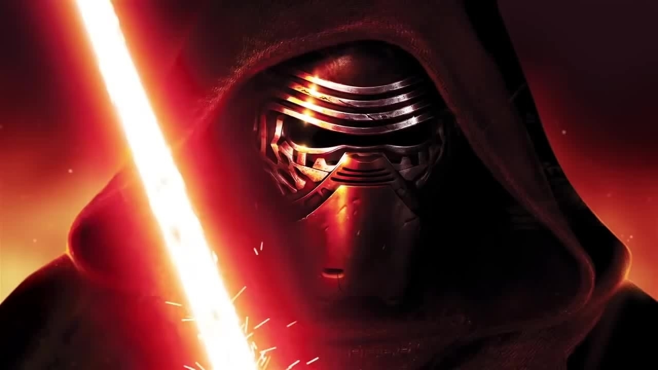 star wars: the force awakens - kylo ren animated windows dreamscene