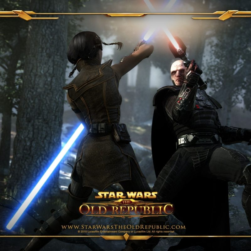 10 Top The Old Republic Wallpaper FULL HD 1080p For PC Desktop 2018 free download star wars the old republic duel in forest widescreen hd wallpaper 800x800