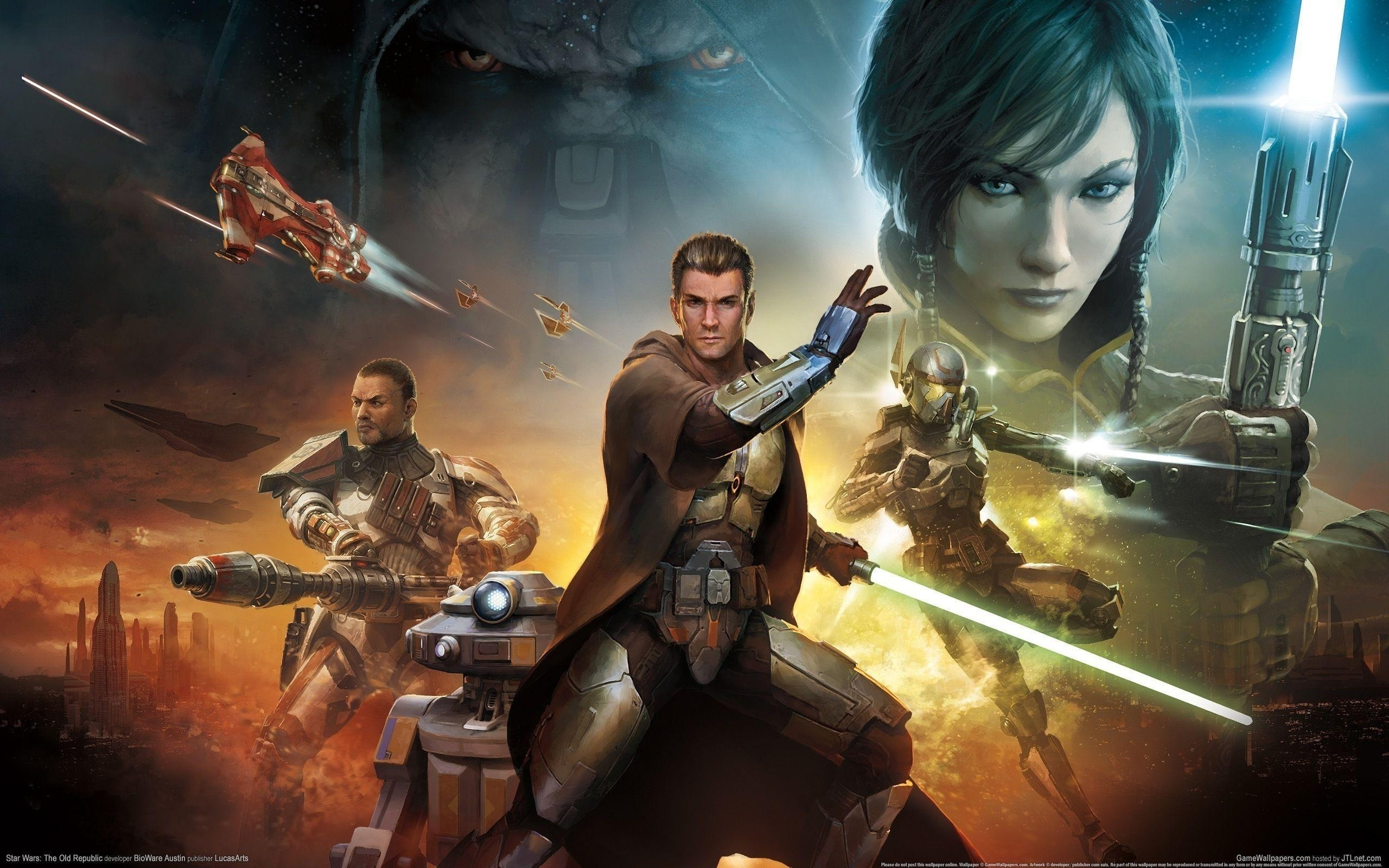star wars the old republic wallpapers - wallpaper cave