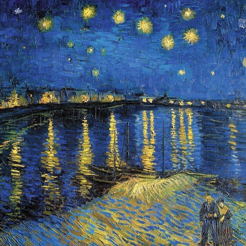 10 New Starry Night Over The Rhone Wallpaper FULL HD 1080p For PC Background 2020 free download starry night over the rhone wallpapers wallpaper cave 800x800
