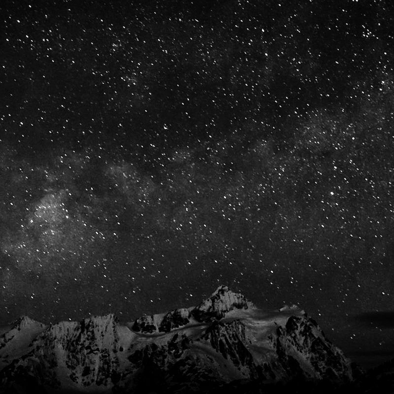 10 Most Popular Dark Wallpapers For Android FULL HD 1920×1080 For PC Background 2018 free download starry night sky mountain nature bw dark android wallpaper android 800x800