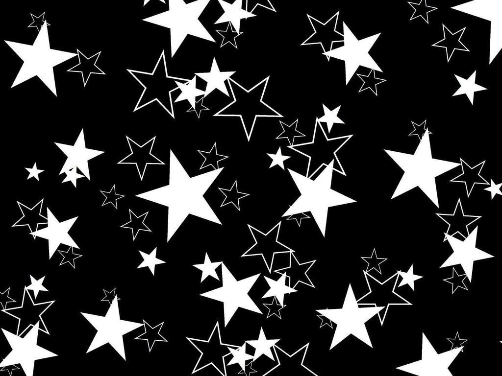 stars images black and white stars hd wallpaper and background