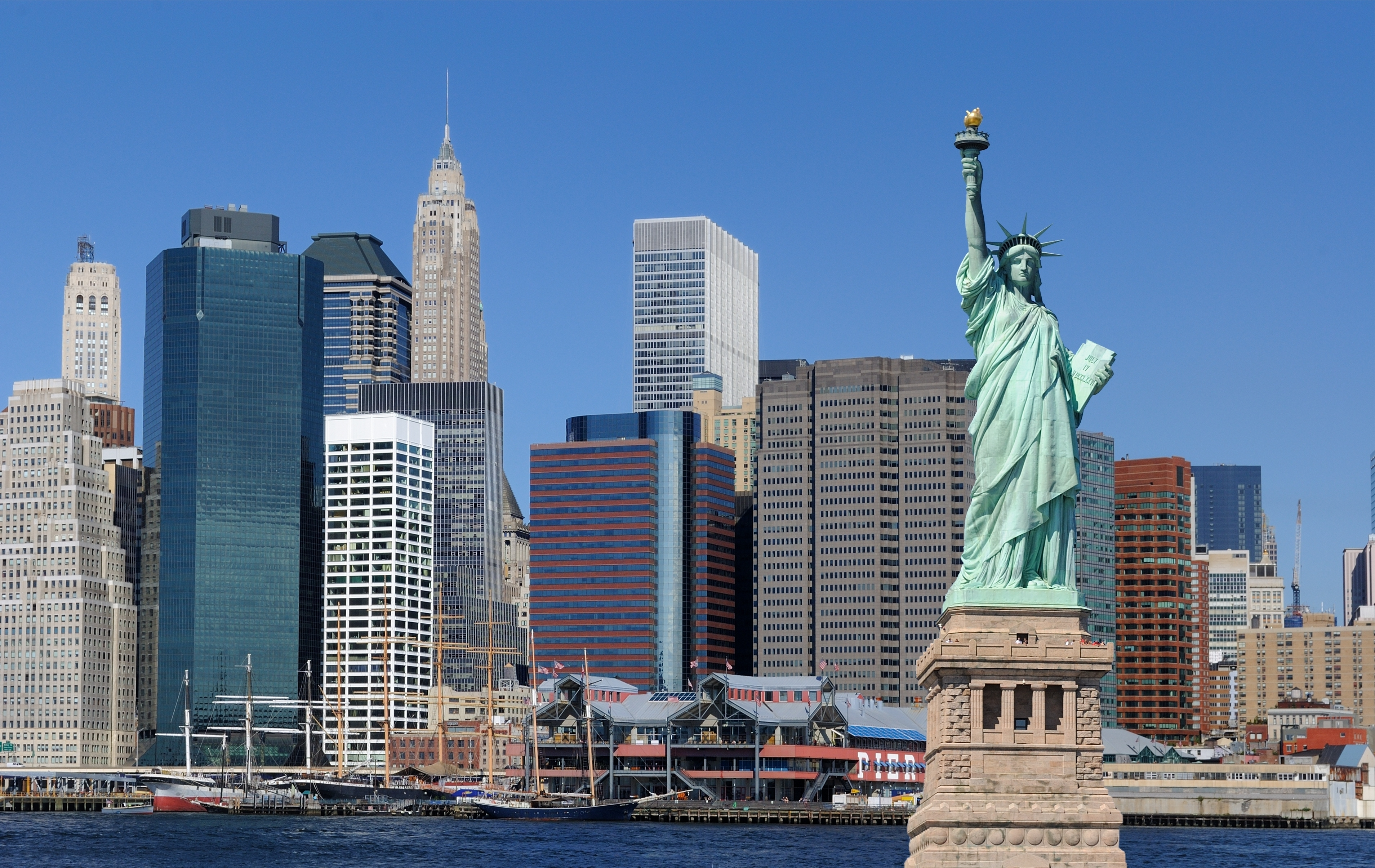 statue of liberty hd wallpapers in new york. - media file