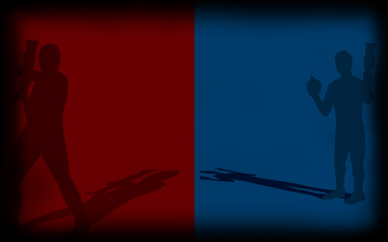 10 Most Popular Red Vs Blue Background FULL HD 1920×1080 For PC Desktop 2021 free download steam community market listings for 301970 red vs blue profile 800x500