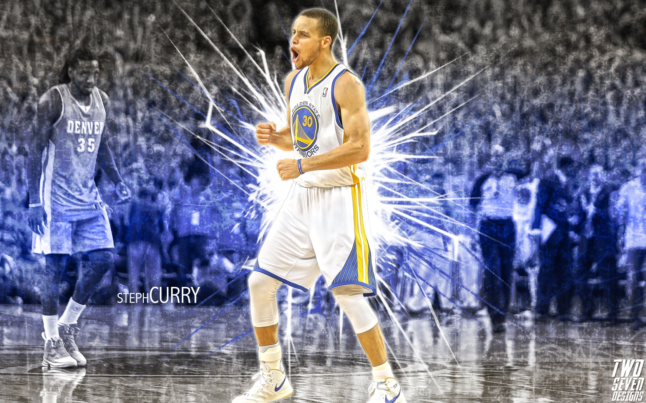 stephen curry full hd fond d'écran and arrière-plan | 2560x1600 | id