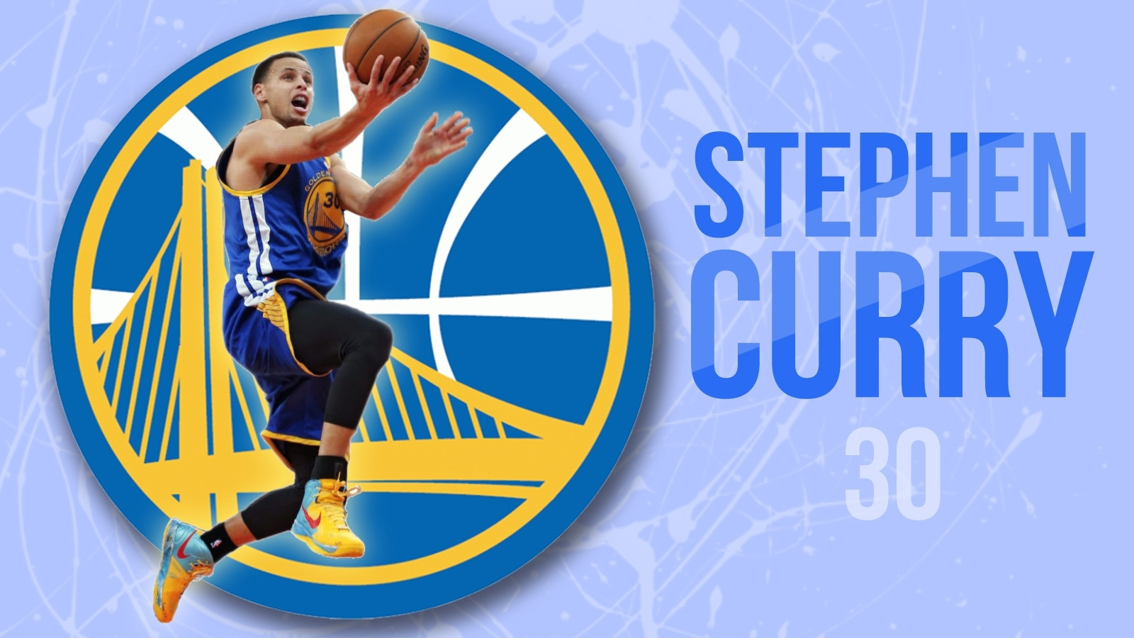 stephen curry shooting wallpapers wide ~ desktop wallpaper box