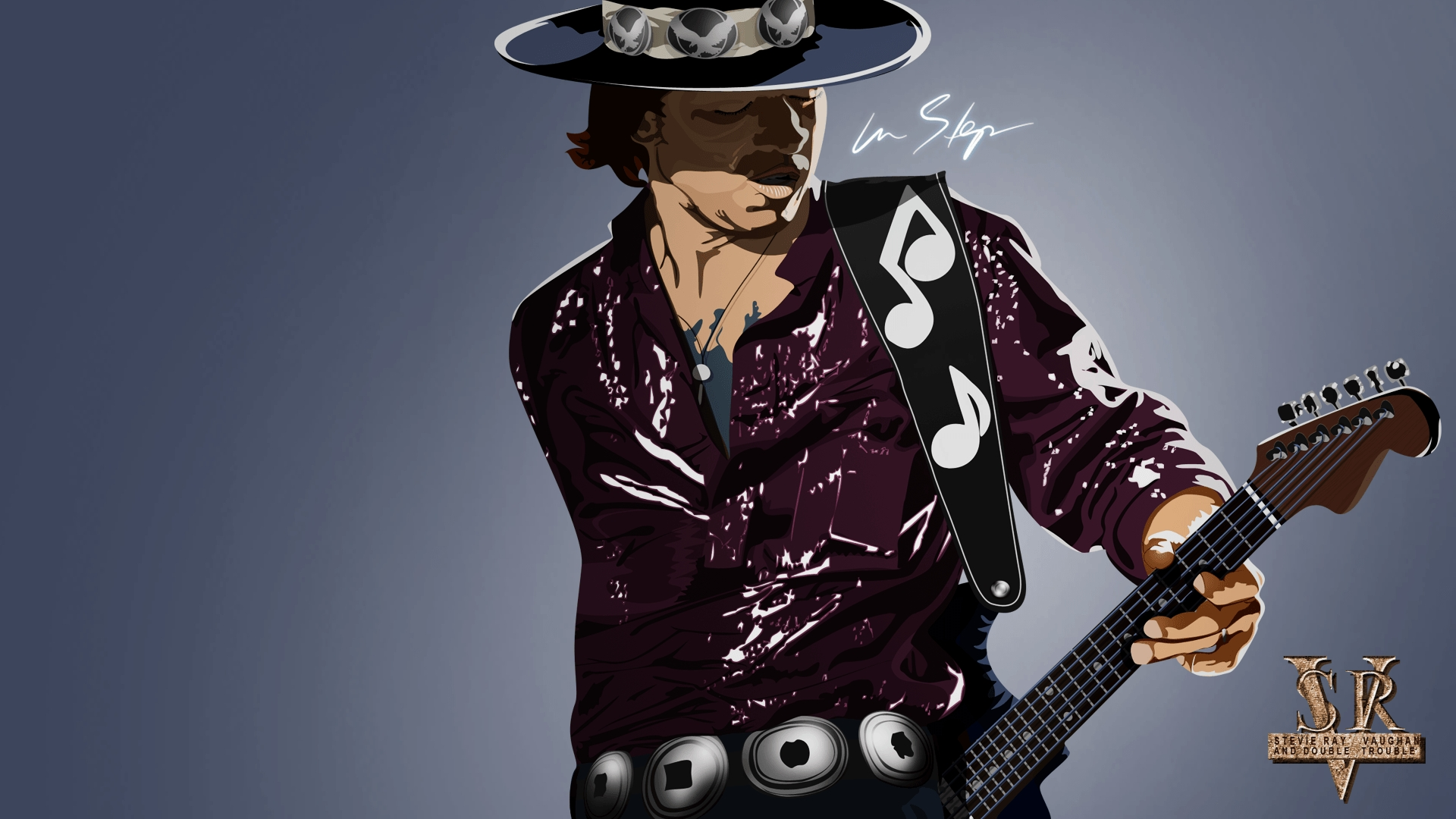 stevie ray vaughan wallpapers - wallpaper cave