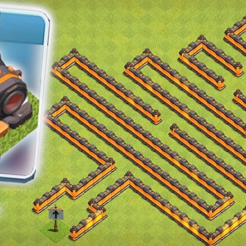 10 Latest Clash Of Clans Picture FULL HD 1920×1080 For PC Desktop 2018 free download still undefeated clash of clans lvl 15 cannon maze base 800x800
