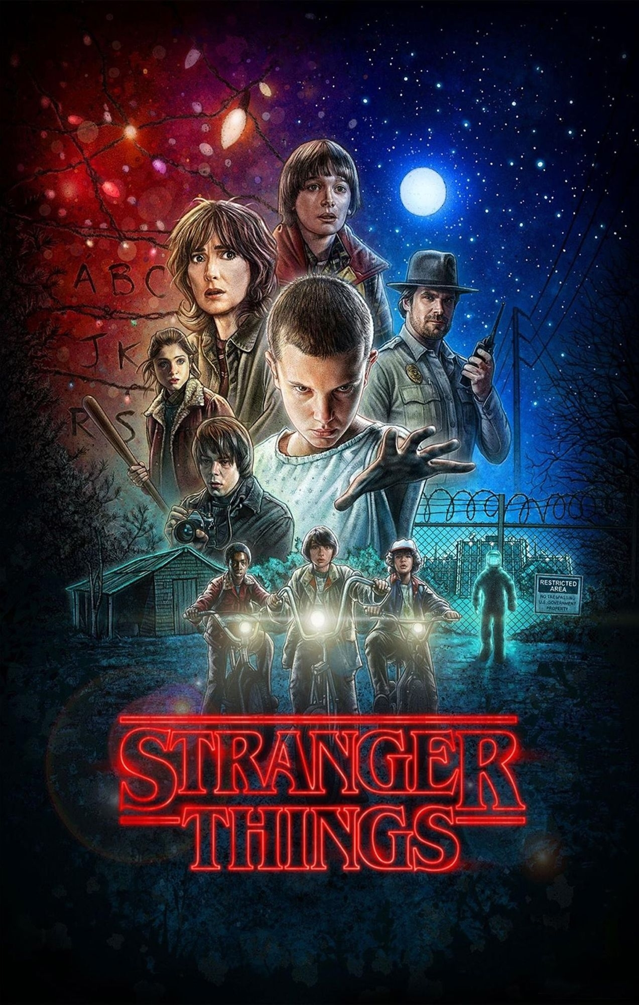 stranger things wallpaper para smartphones | wallpapers | pinterest