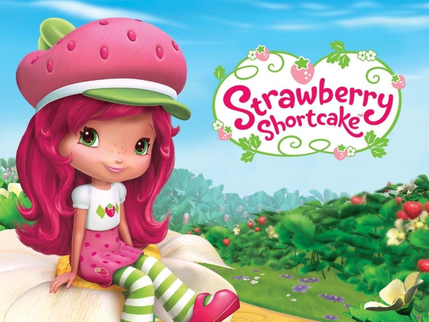 strawberry shortcake cute wallpapers for desktop cakepins | for