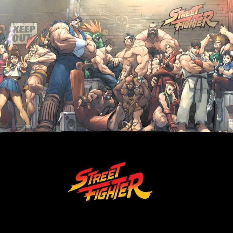 10 New Street Fighter 2 Wallpaper FULL HD 1920×1080 For PC