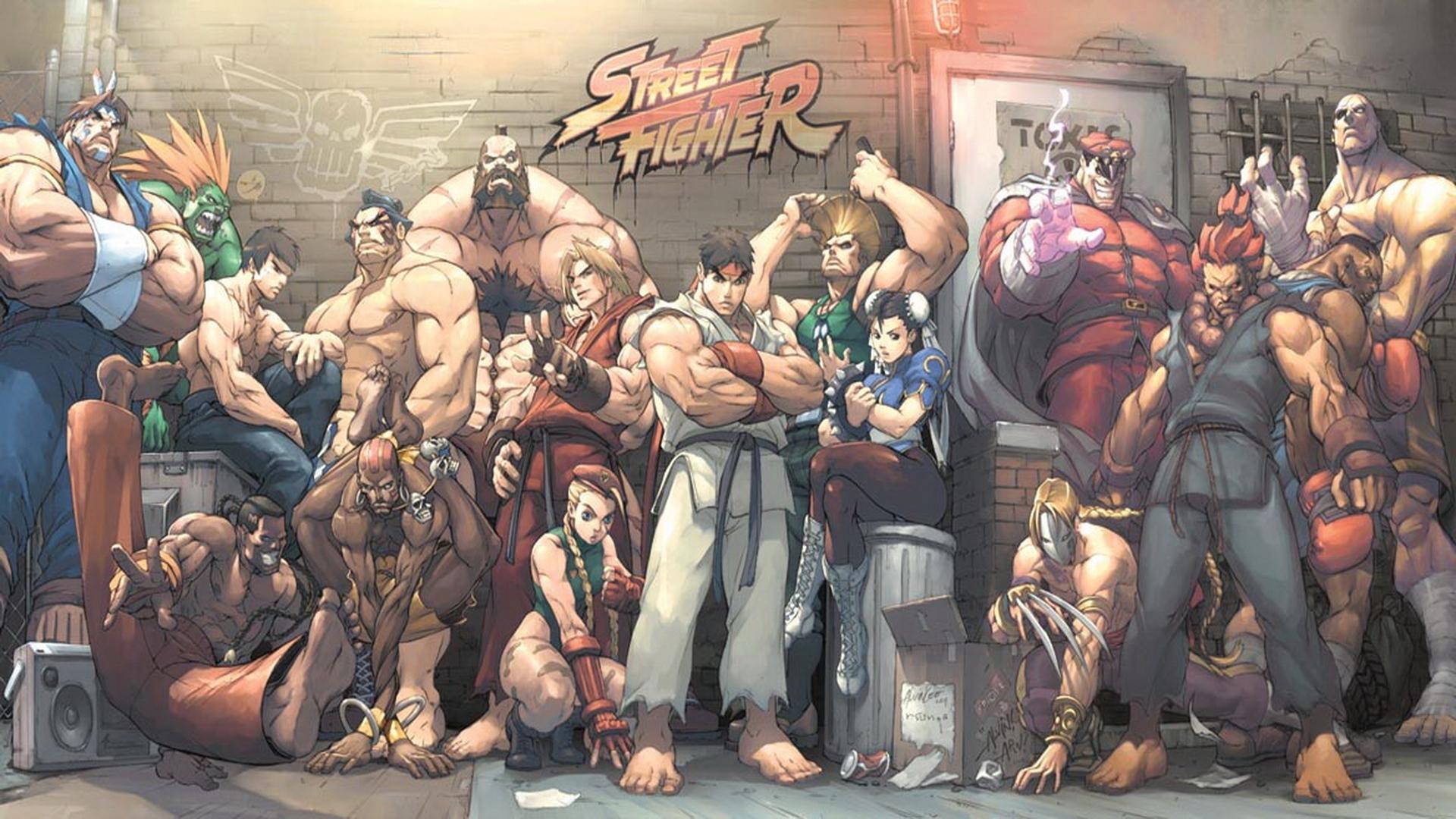 street fighter fond d'écran hd hd