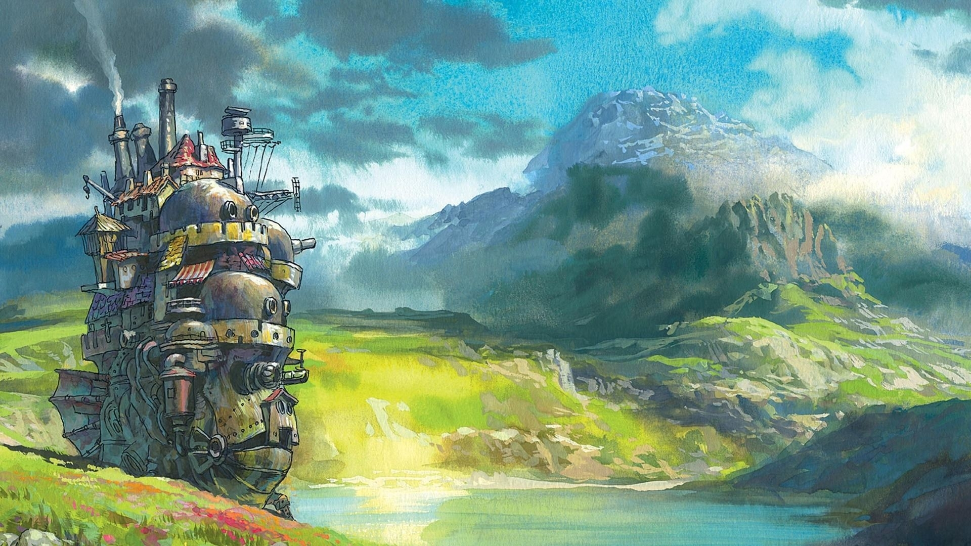 studio ghibli hd wallpaper | 1920x1080 | id:46392 | disney
