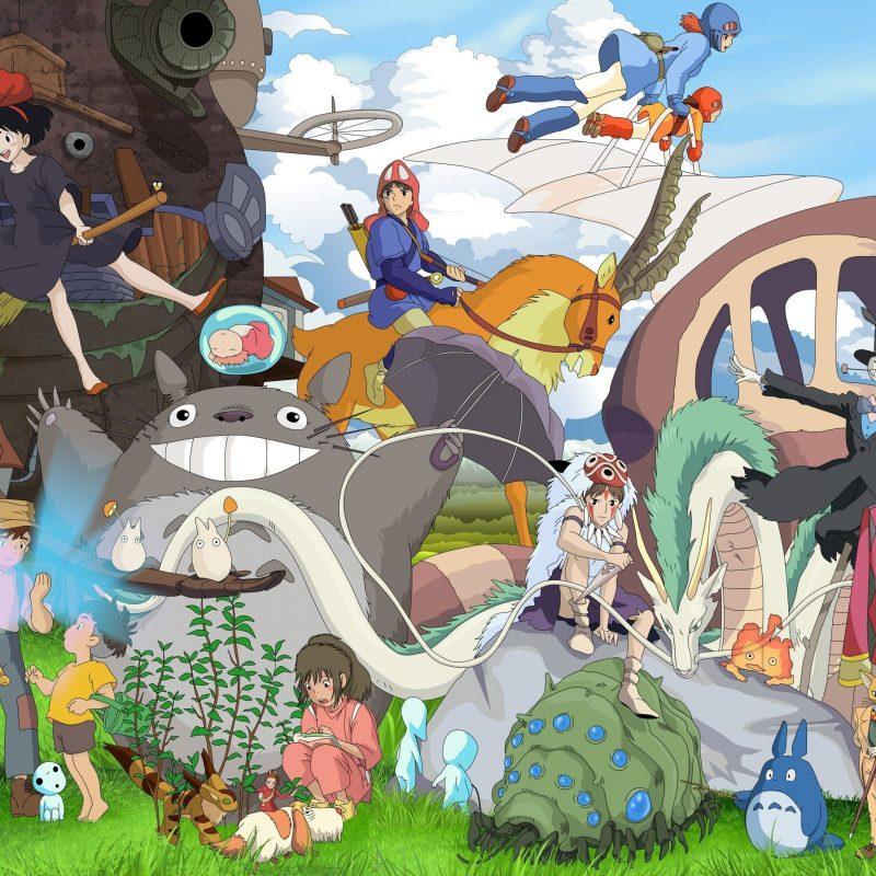 10 Latest Studio Ghibli Laptop Wallpaper FULL HD 1080p For PC Desktop 2020 free download studio ghibli wallpaper 66 images 800x800