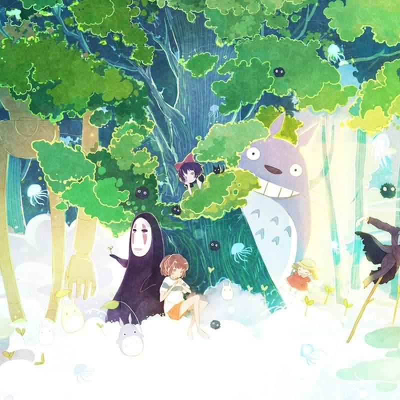 10 Latest Studio Ghibli Laptop Wallpaper FULL HD 1080p For PC Desktop 2018 free download studio ghibli wallpapers 1 800x800