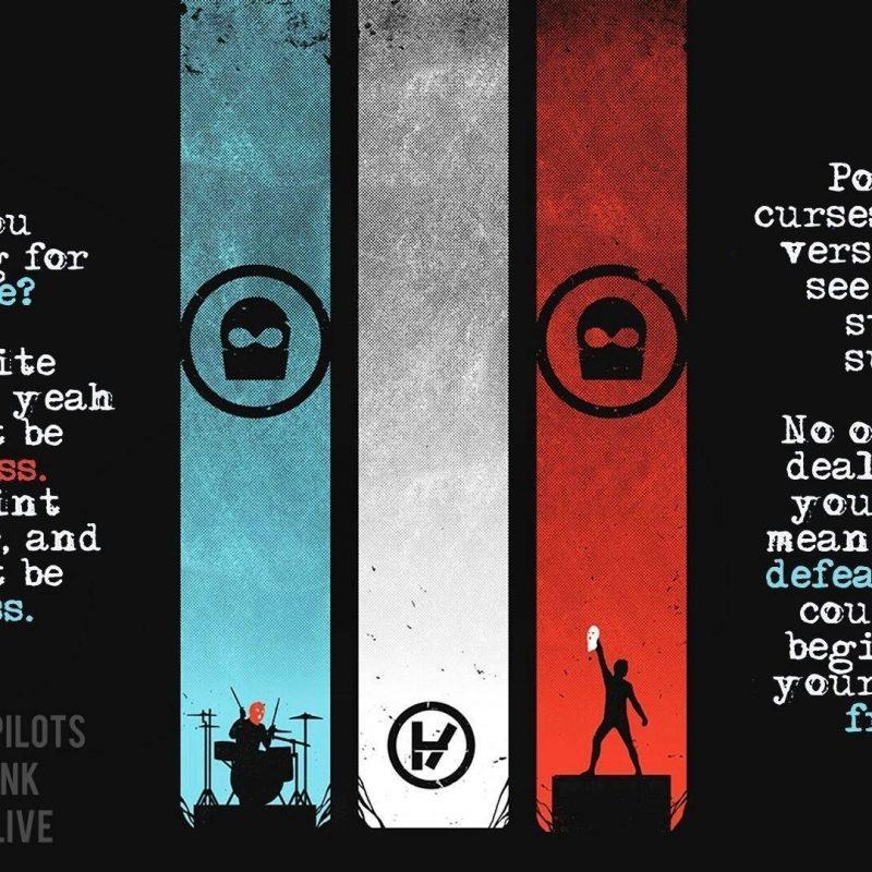 10 Best Twenty One Pilots Wallpaper Lyrics FULL HD 1920×1080 For PC Background 2018 free download stunning twenty one pilots kitchen sink lyrics gallery kitchen 800x800