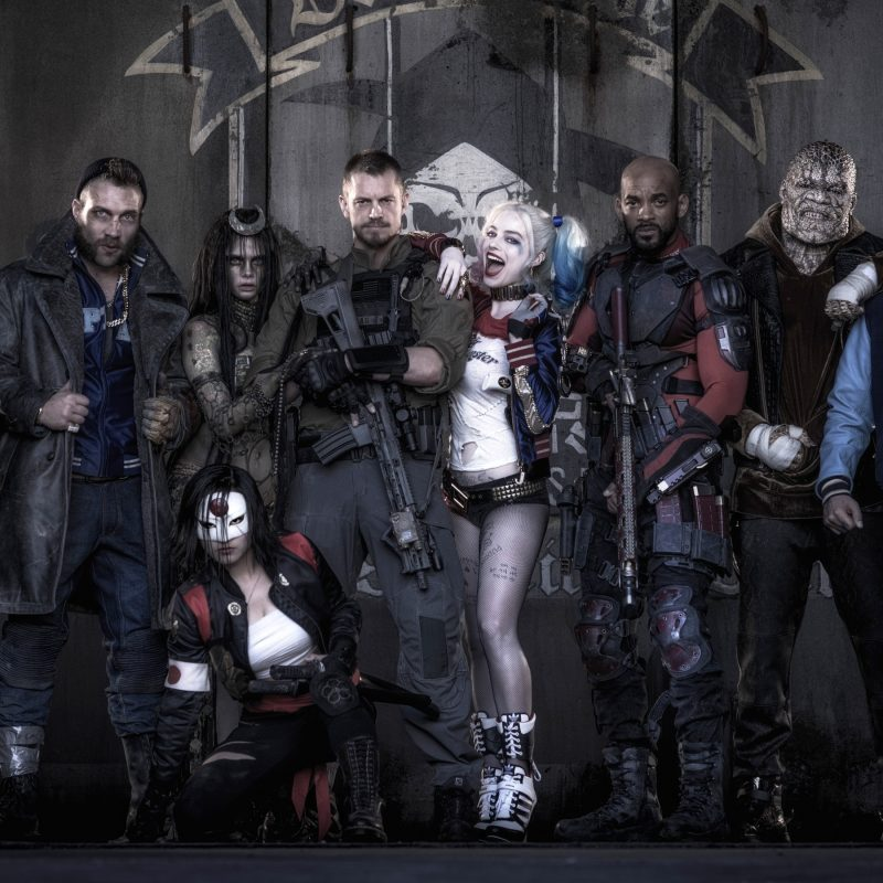 10 Top Suicide Squad Wallpaper 1920X1080 FULL HD 1920×1080 For PC Desktop 2018 free download suicide squad 2016 movie wallpapers hd wallpapers id 16056 800x800