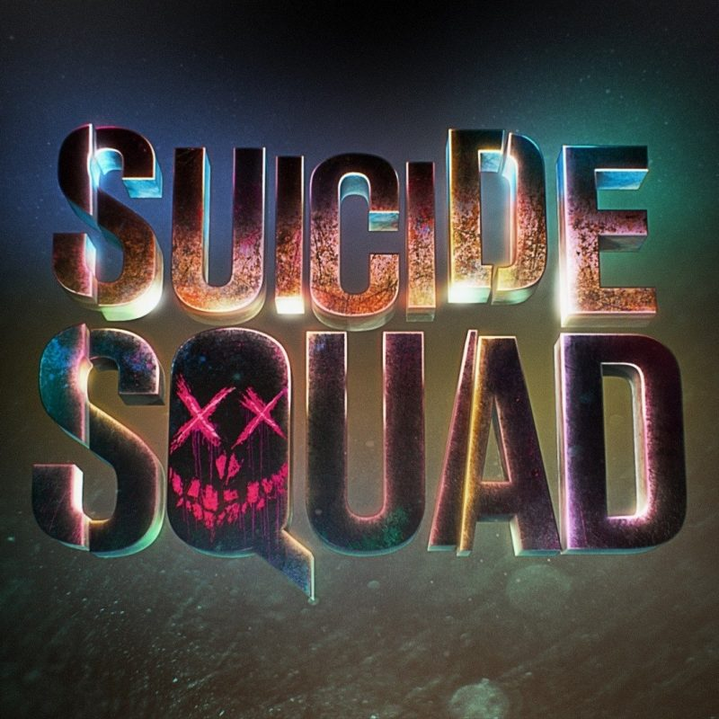 10 Best Suicide Squad Logo Wallpaper FULL HD 1920×1080 For PC Desktop 2018 free download suicide squad full hd fond decran and arriere plan 1920x1080 id 800x800