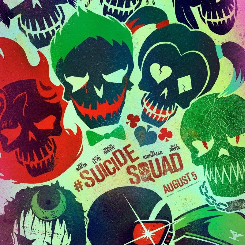 10 Latest Suicide Squad Wallpaper Iphone FULL HD 1080p For PC Background 2020 free download suicide squad hd desktop wallpapers 7wallpapers 1 800x800