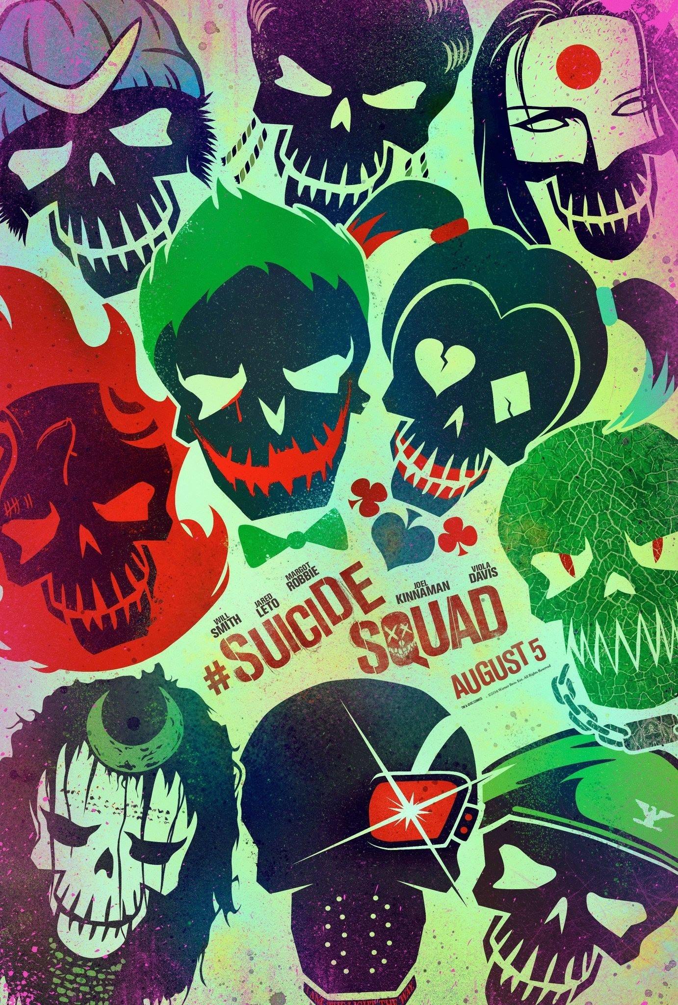 suicide squad hd desktop wallpapers | 7wallpapers