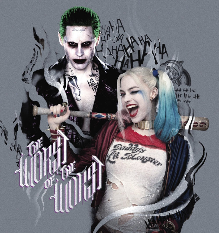 10 New Joker And Harley Wallpaper FULL HD 1080p For PC Background 2018 free download suicide squad images harley quinn joker hd wallpaper and background 753x800