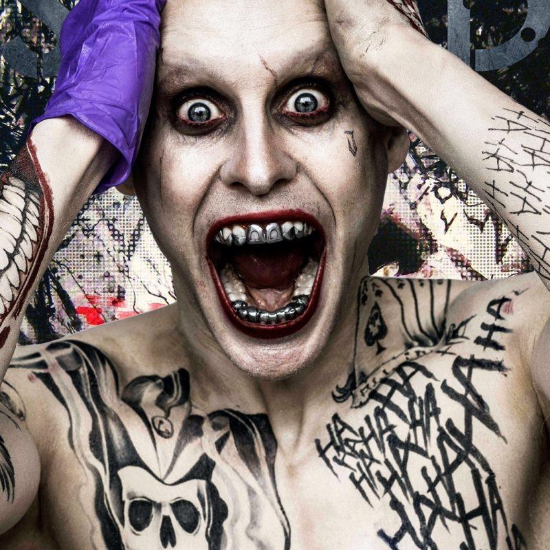 10 Latest Suicide Squad Joker Wallpaper FULL HD 1080p For PC Desktop 2021 free download suicide squad joker tattooks android wallpaper free download 800x800
