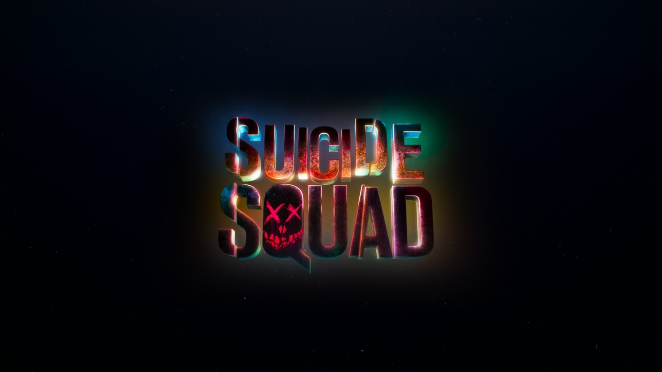 10 Best Suicide Squad Logo Wallpaper FULL HD 1920×1080 For PC Desktop