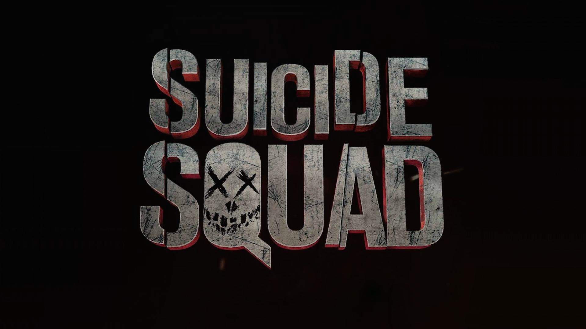 suicide squad logo wallpaper 61372 1920x1080 px ~ hdwallsource