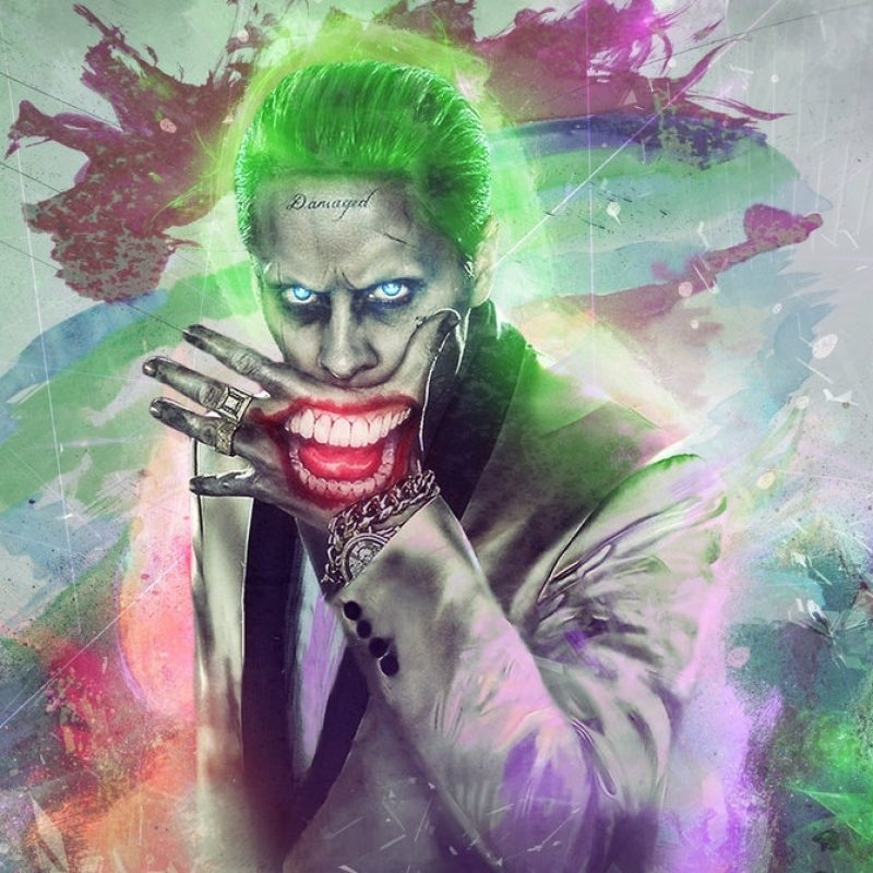 10 New Joker Suicide Squad Wallpaper Full Hd 1080p For Pc Background