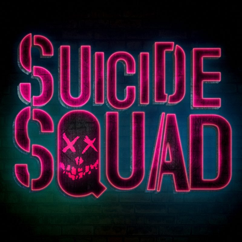 10 Best Suicide Squad Logo Wallpaper FULL HD 1920×1080 For PC Desktop 2018 free download suicide squad wallpaper hd logo wallpaperzone co 800x800