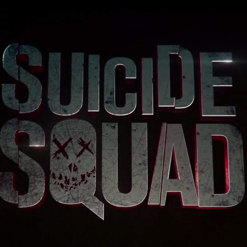 10 Best Suicide Squad Logo Wallpaper FULL HD 1920×1080 For PC Desktop 2018 free download suicide squad wallpaper logo wallpaperzone co 800x800