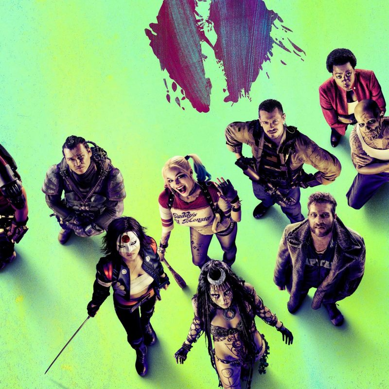 10 Best Suicide Squad Hd Wallpaper FULL HD 1920×1080 For PC Background 2021 free download suicide squad wallpapers hd wallpapers id 16700 800x800