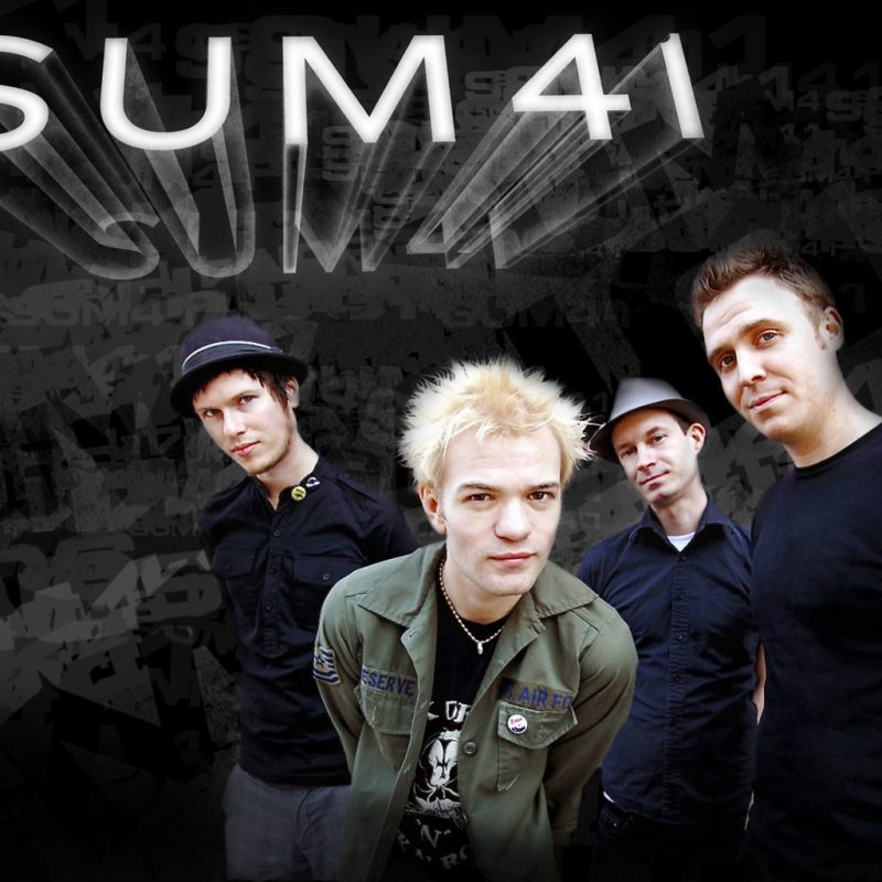 10 Most Popular Sum 41 Wall Paper FULL HD 1920×1080 For PC Desktop 2018 free download sum 41 wallpaper 40023210 1280x1024 desktop download page 800x800