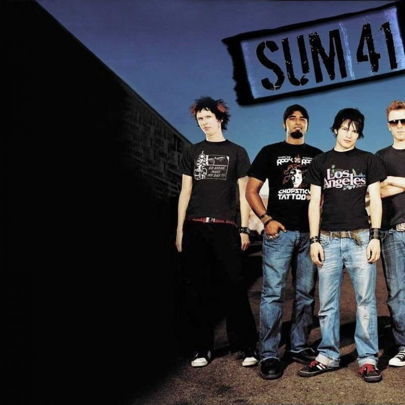 10 Most Popular Sum 41 Wall Paper FULL HD 1920×1080 For PC Desktop 2018 free download sum 41 wallpapers wallpaper cave 1 800x800