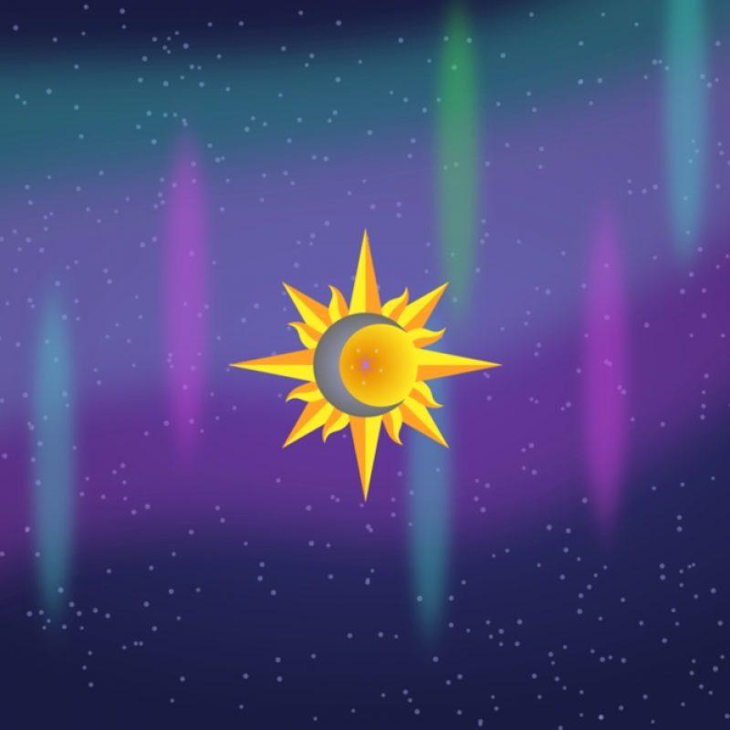 10 Latest Moon And Sun Background FULL HD 1080p For PC Desktop 2021 free download sun moon and stars wallpaperthe intelligentleman on deviantart 1 800x800
