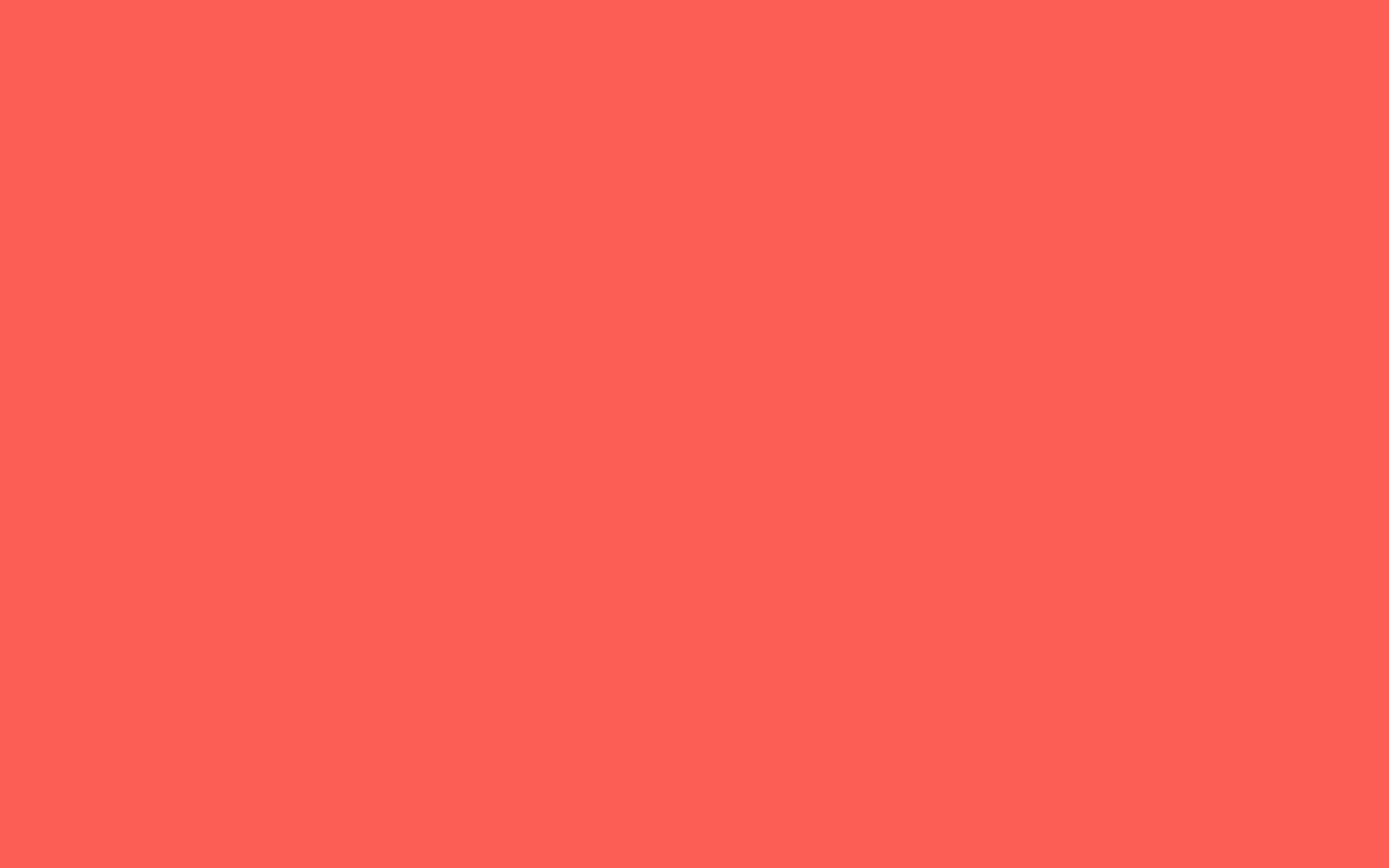 sunset orange solid color background